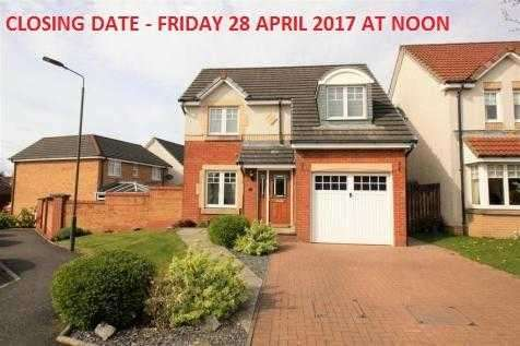 3 Bedrooms Detached House for sale in Lawrence Court, Inches, Larbert