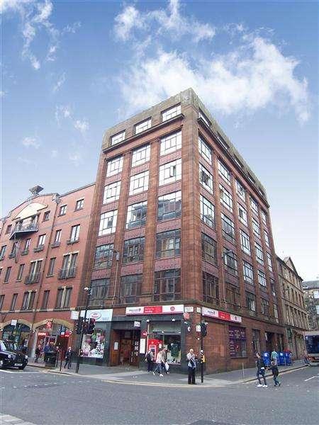 1 Bedroom Flat for rent in 4/3, Glassford Court, 83 Wilson Street