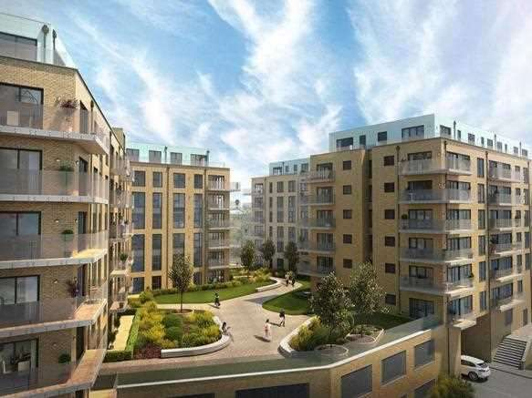 3 Bedrooms Apartment Flat for sale in Langley Square, Dartford