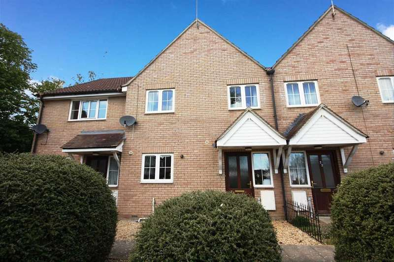 3 Bedrooms Terraced House for sale in La Salle Close, Ipswich