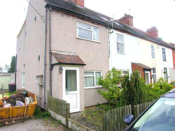 2 Bedrooms Terraced House for sale in Brick Kiln Lane, Hurley