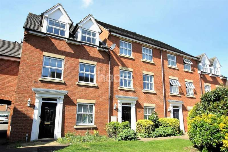 3 Bedrooms Terraced House for sale in Abbeyfields, Elstow