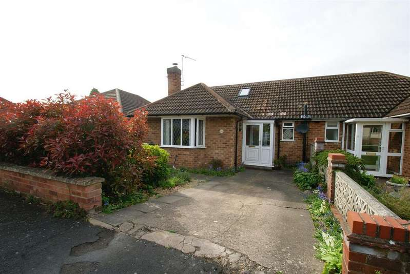 3 Bedrooms Semi Detached Bungalow for sale in Crawford Close, Leamington Spa
