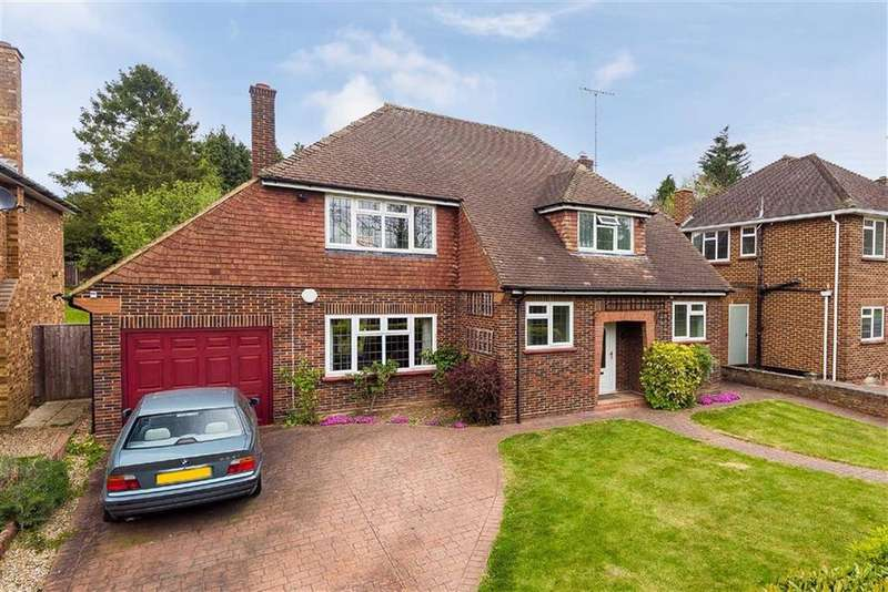 3 Bedrooms Detached House for sale in Hempstead Road, Watford, Hertfordshire