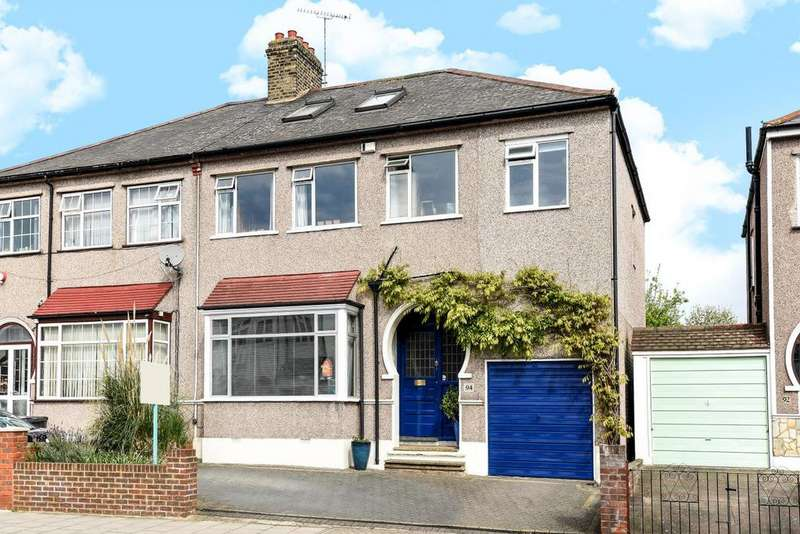 5 Bedrooms Semi Detached House for sale in Chudleigh Road, Brockley, SE4