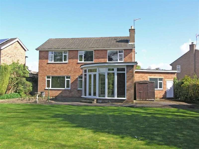 3 Bedrooms Detached House for sale in Lowndes Park, Driffield, East Yorkshire