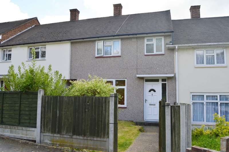 3 Bedrooms Terraced House for sale in Redruth Gardens, Harold Hill