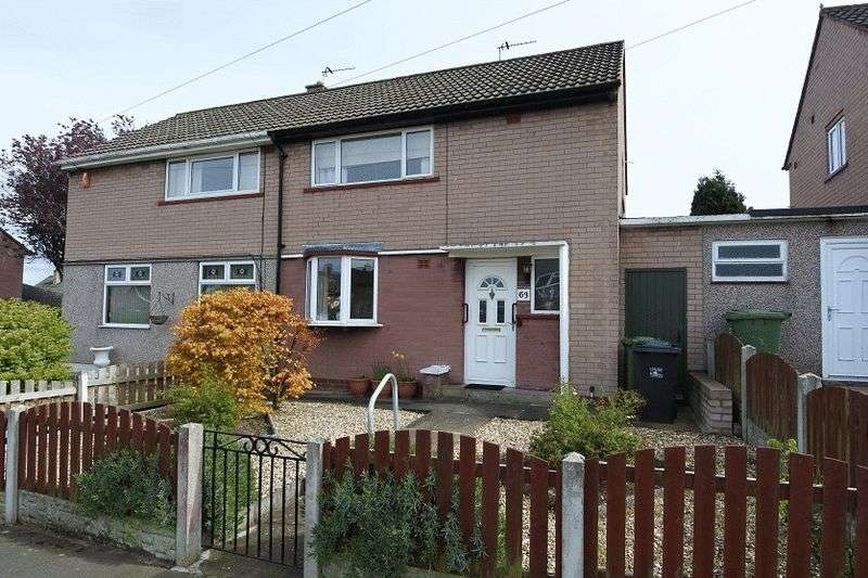 2 Bedrooms House for sale in Newlaithes Avenue, Carlisle
