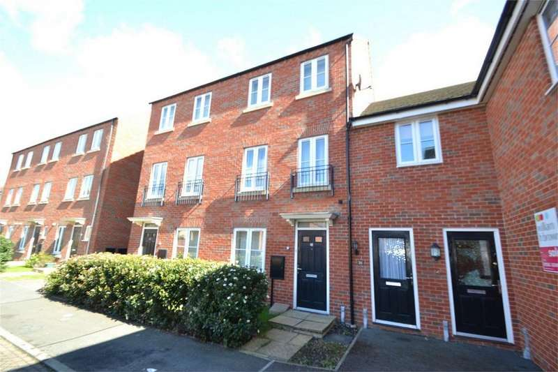 3 Bedrooms Town House for rent in Babbage Crescent, Corby, Northamptonshire