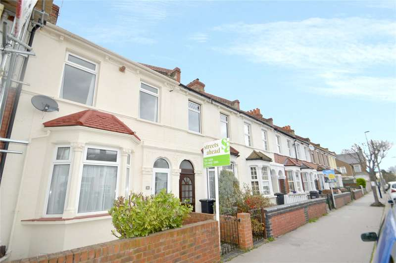 2 Bedrooms Terraced House for sale in Dalmally Road, Addiscombe
