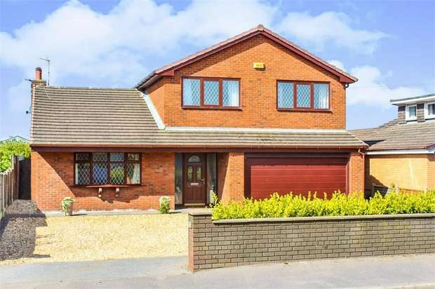 4 Bedrooms Detached House for sale in Hesketh Lane, Tarleton, Preston, Lancashire