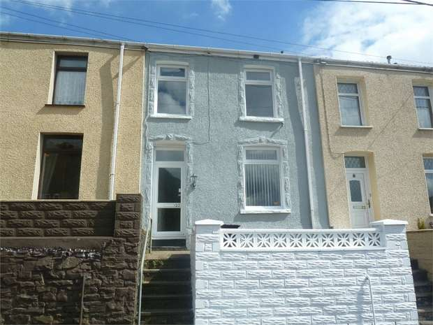 3 Bedrooms Terraced House for sale in Beatrice Stret, Blaengwynfi, Port Talbot, West Glamorgan