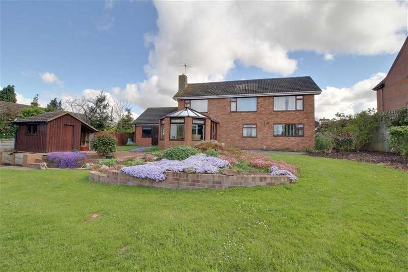 4 Bedrooms Detached House for sale in Kempley, Gloucesteshire