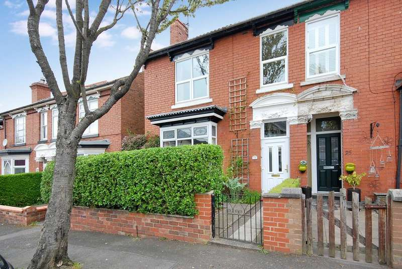 4 Bedrooms End Of Terrace House for sale in ALEXANDRA ROAD, Penn, Wolverhampton WV4