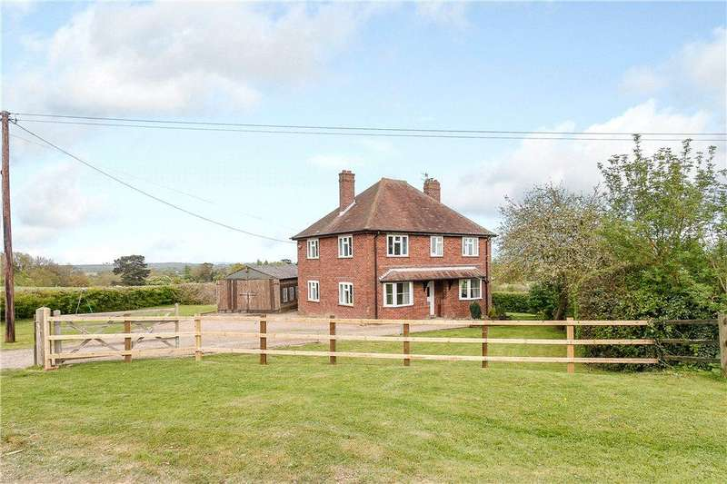 4 Bedrooms Detached House for sale in Baughton Hill, Earls Croome, Worcester, Worcestershire, WR8