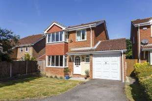 4 Bedrooms Detached House for sale in Mamignot Close, Bearsted, Maidstone, Kent