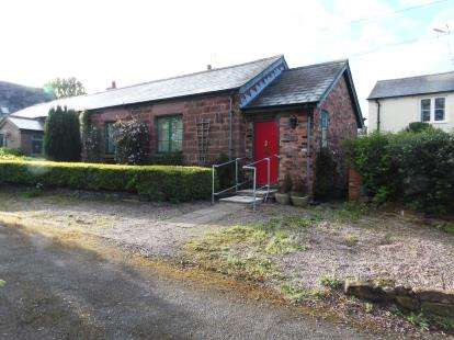 2 Bedrooms Bungalow for sale in Old School Close, Churton Road, Farndon, Chester, CH3