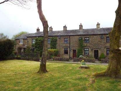 2 Bedrooms Terraced House for sale in Springside Cottages, Belmont Road, Belmont, Bolton, BL7