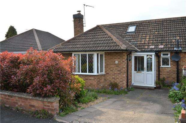 3 Bedrooms Semi Detached House for sale in Crawford Close, Cubbington, Leamington Spa, Warwickshire