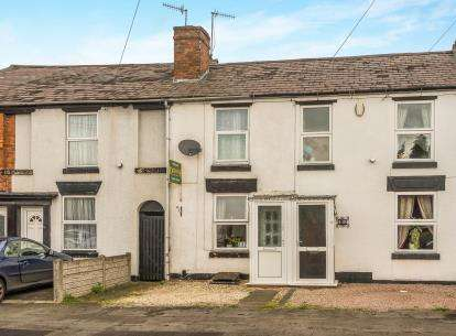 2 Bedrooms Terraced House for sale in Hurcott Road, Kidderminster