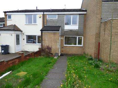 3 Bedrooms Terraced House for sale in Braceby Avenue, Birmingham, West Midlands