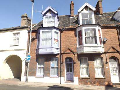 4 Bedrooms Terraced House for sale in Cromer, Norfolk