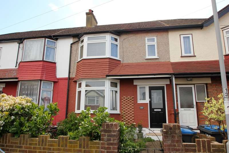 3 Bedrooms Terraced House for sale in Tolworth Road, Surbiton