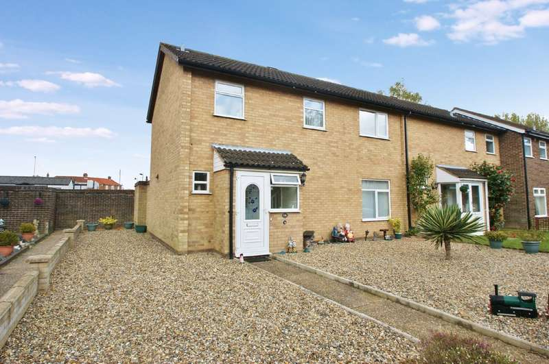 3 Bedrooms End Of Terrace House for sale in St. Pauls Close, Norwich