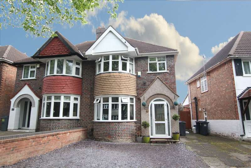 3 Bedrooms Semi Detached House for sale in Berkswell Road, Erdington, B24 9EE