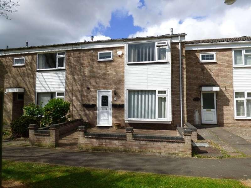 3 Bedrooms Semi Detached House for sale in Bladon Walk, Leamington Spa