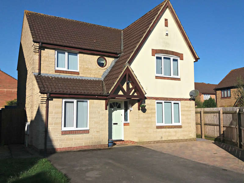 4 Bedrooms Detached House for sale in Heritage Close, Peasedown St John