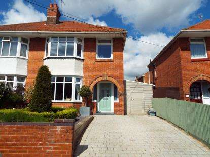 3 Bedrooms Semi Detached House for sale in Regents Park, Southampton, Hampshire