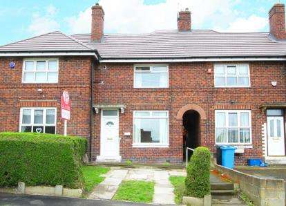 2 Bedrooms Terraced House for sale in Brimmesfield Road, Arbourthorne, Sheffiled