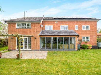 5 Bedrooms Detached House for sale in Sunbeam Street, Whatton, Nottingham, Nottinghamshire
