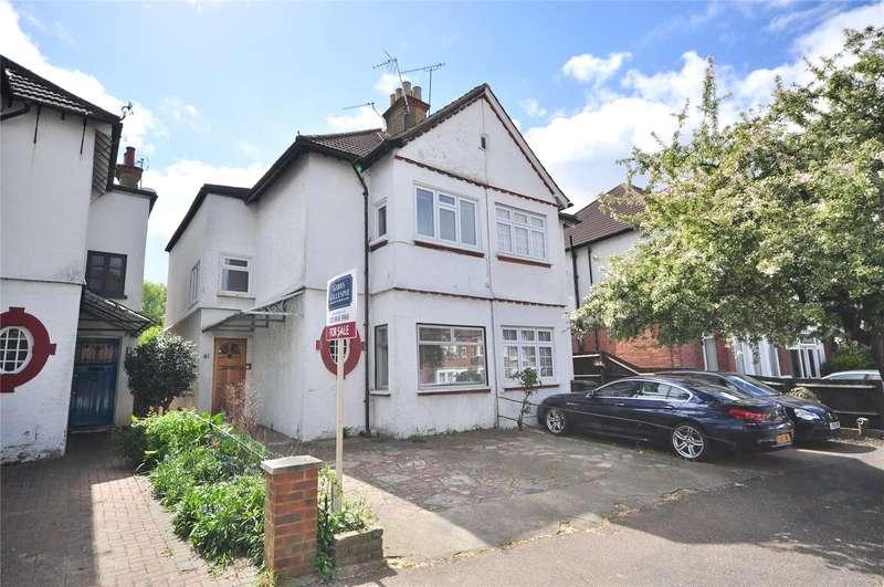 1 Bedroom Maisonette Flat for sale in Cunningham Park, Harrow, Middlesex, HA1