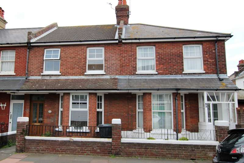 3 Bedrooms End Of Terrace House for sale in Latimer Road, Eastbourne, BN22 7DR