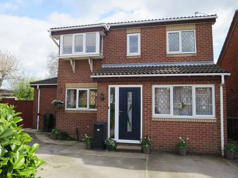 4 Bedrooms Detached House for sale in Blackgates Drive, Tingley, Wakefield