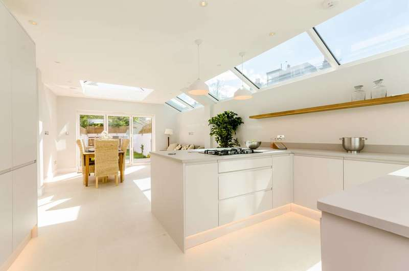 6 Bedrooms House for sale in Stokenchurch Street, Peterborough Estate, SW6