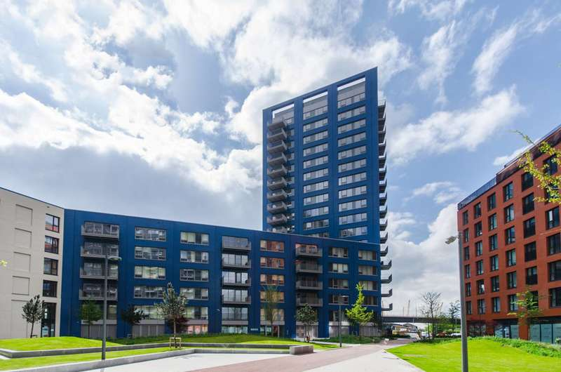 3 Bedrooms Flat for sale in Hercules House, Canary Wharf, E14