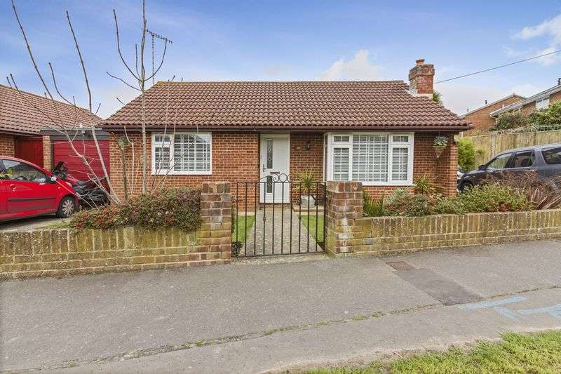 2 Bedrooms Bungalow for sale in Manor Way, Lancing