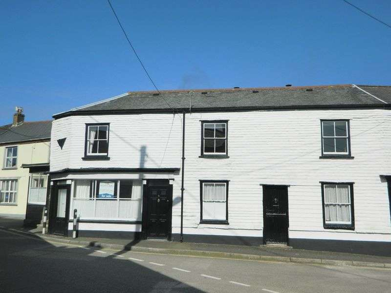 3 Bedrooms Terraced House for sale in Fore Street, St Day
