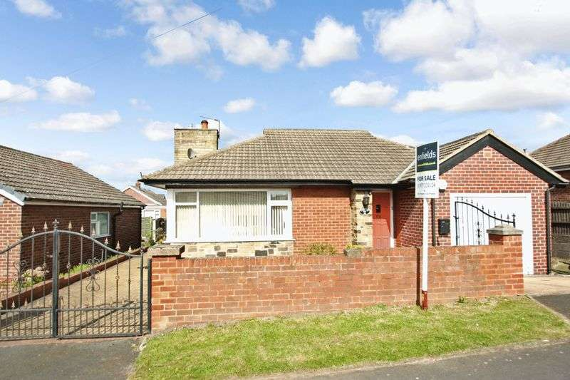 3 Bedrooms Detached Bungalow for sale in Nunns Lane, Pontefract