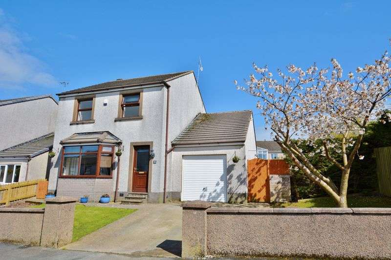 3 Bedrooms Detached House for sale in Lingley Road, Frizington