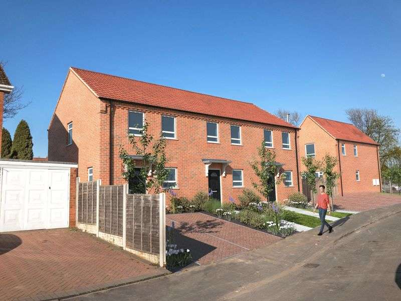2 Bedrooms Terraced House for sale in QUARRY BANK, Brandon Way, PARK VIEW, Plot Three
