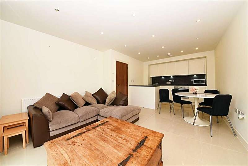 1 Bedroom Property for sale in Shearwater Drive, West Hendon, London