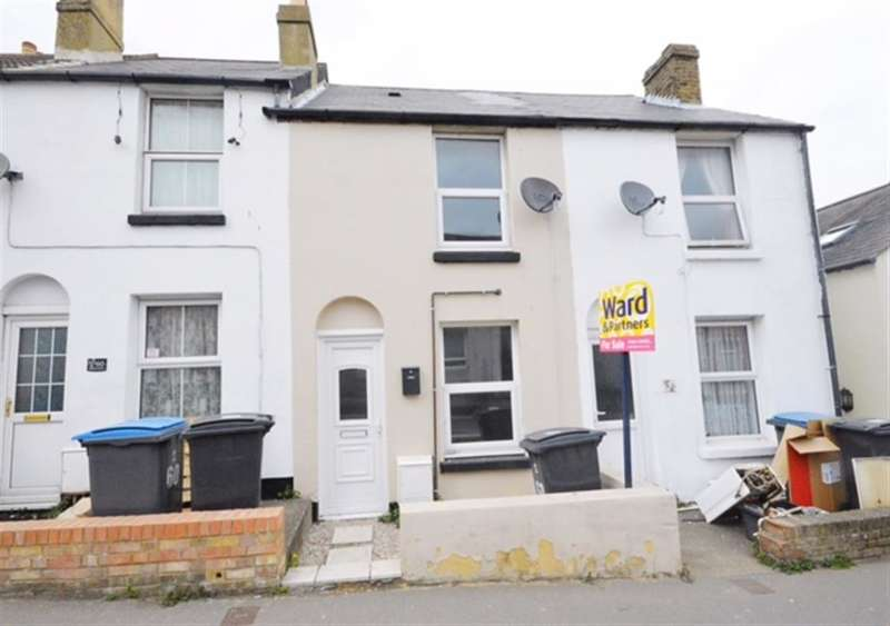 2 Bedrooms Terraced House for sale in Tower Street, Dover, Kent
