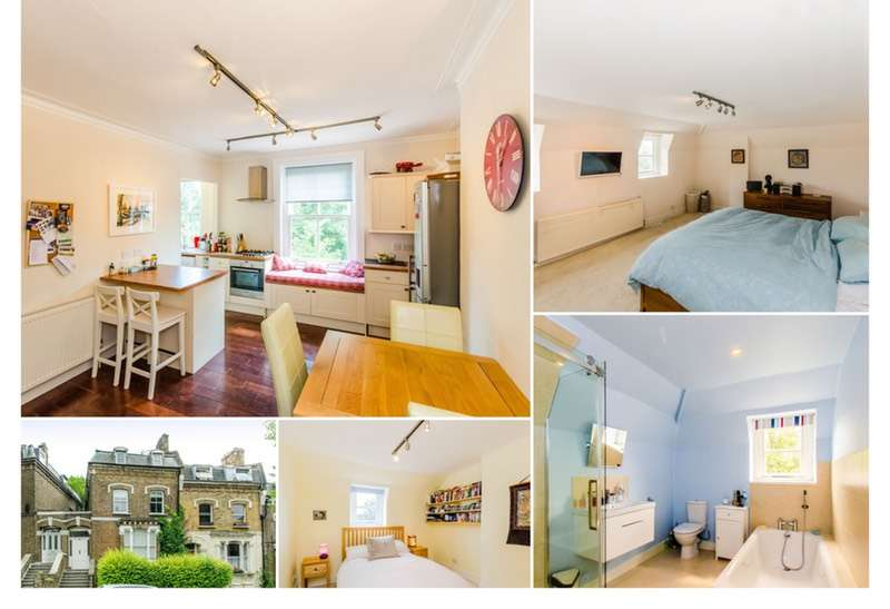 2 Bedrooms Terraced House for sale in Lady Somerset Road, London, London, NW5
