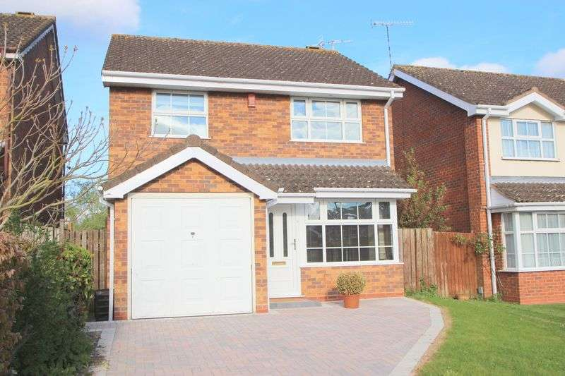 3 Bedrooms Detached House for sale in Aintree Road, Stratford-Upon-Avon