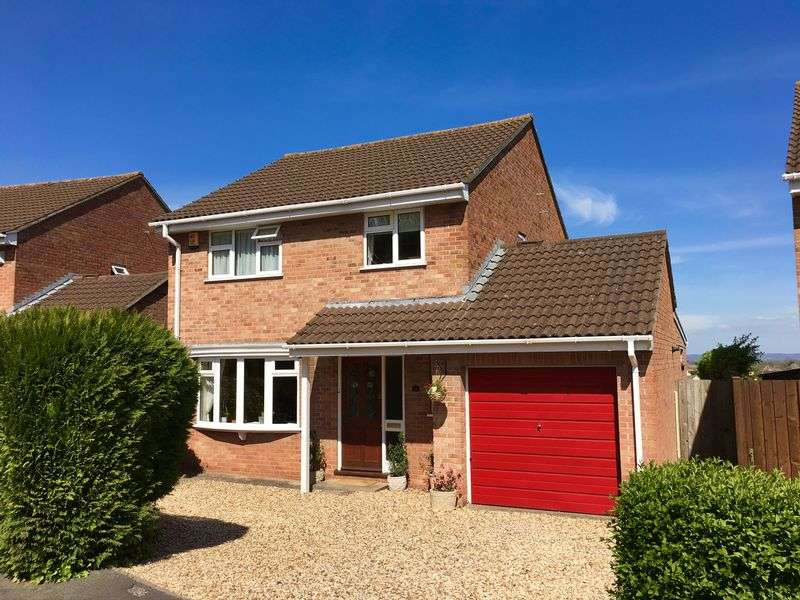 4 Bedrooms Detached House for sale in Bramblewood Road, Weston-Super-Mare