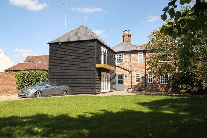 5 Bedrooms Detached House for sale in Mill Hill, Edenbridge
